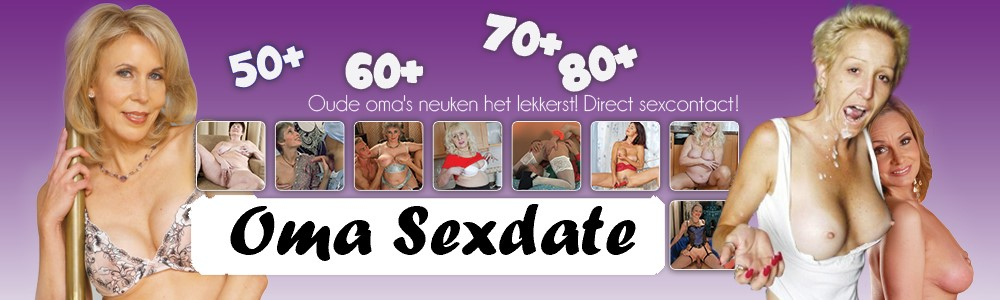 Oma Sexdate in Friesland